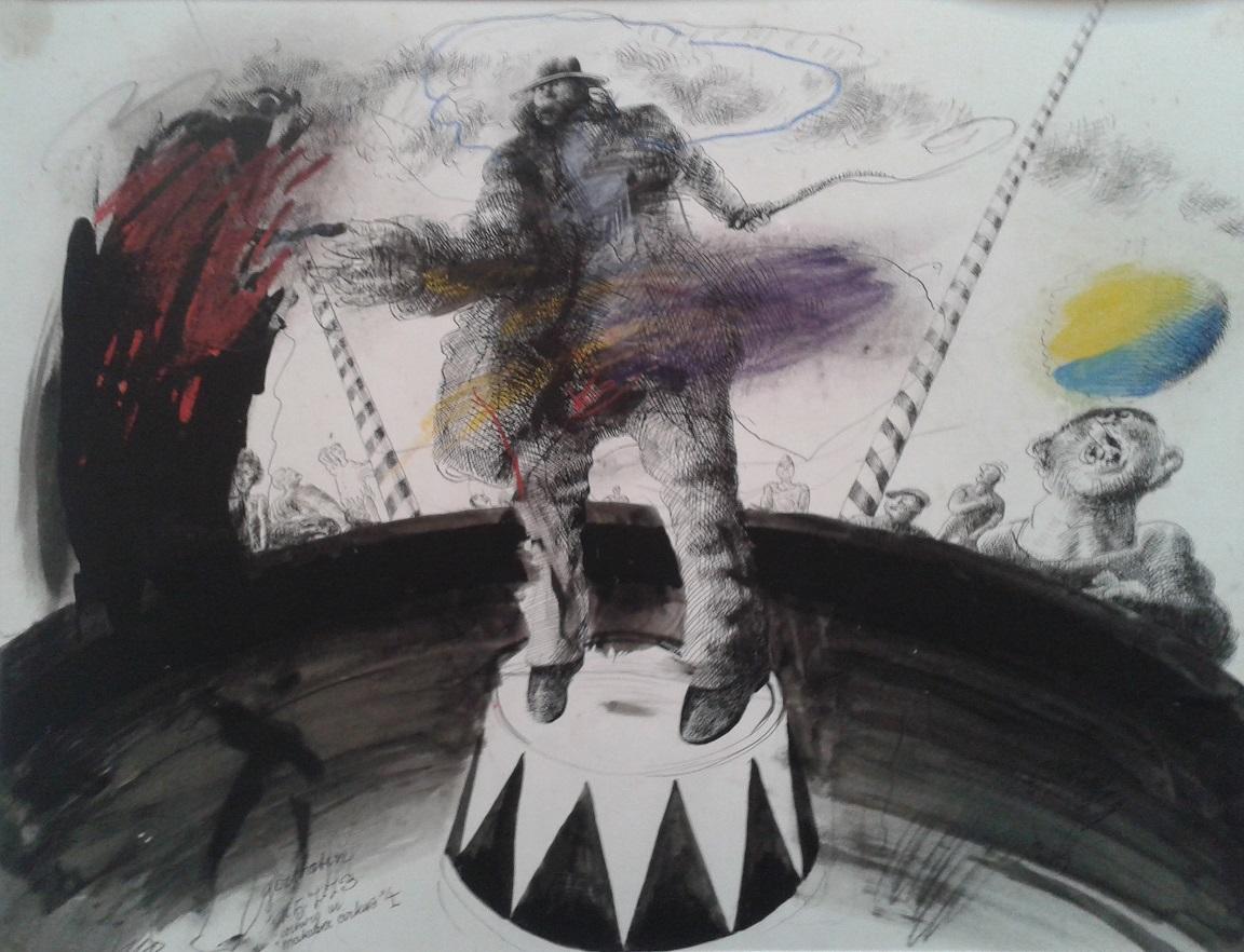 Macaber circus