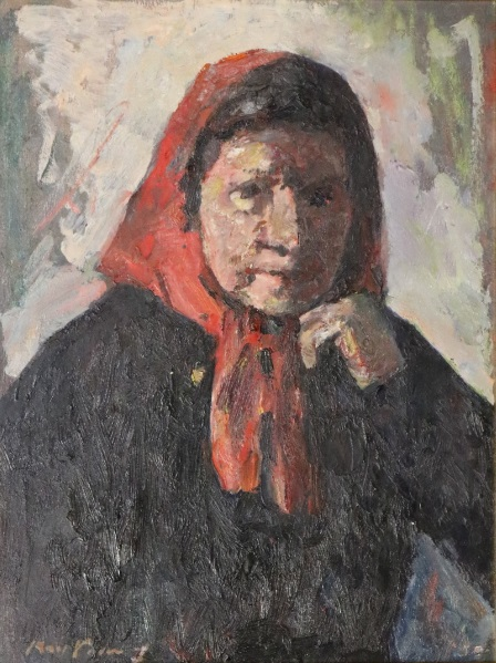 Damesportret Ineke