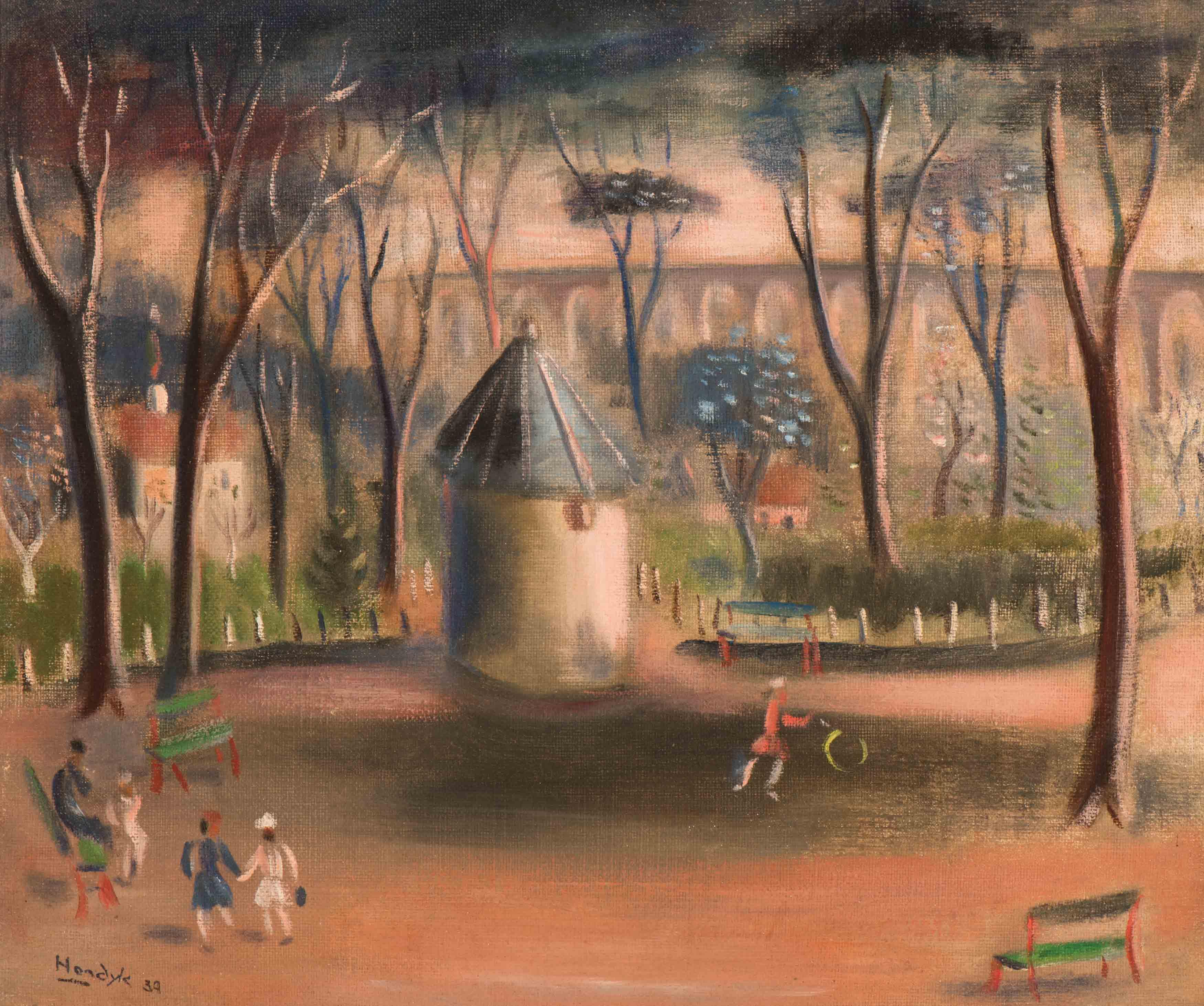 Arcueil Park